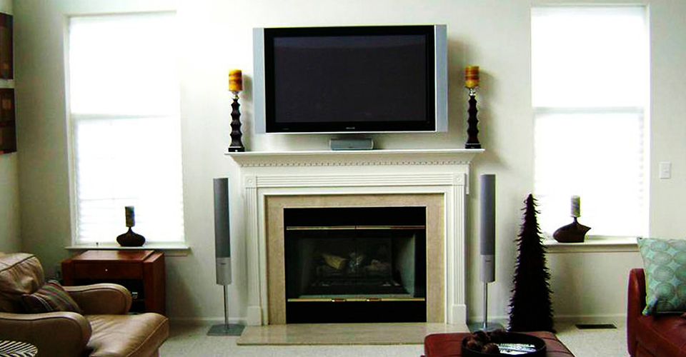 tv wall mounting manchester